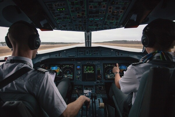 Pilot with a fear of flying was unfairly dismissed